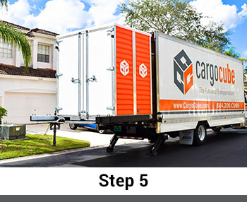 Cargo Cube: How It Works Step 5